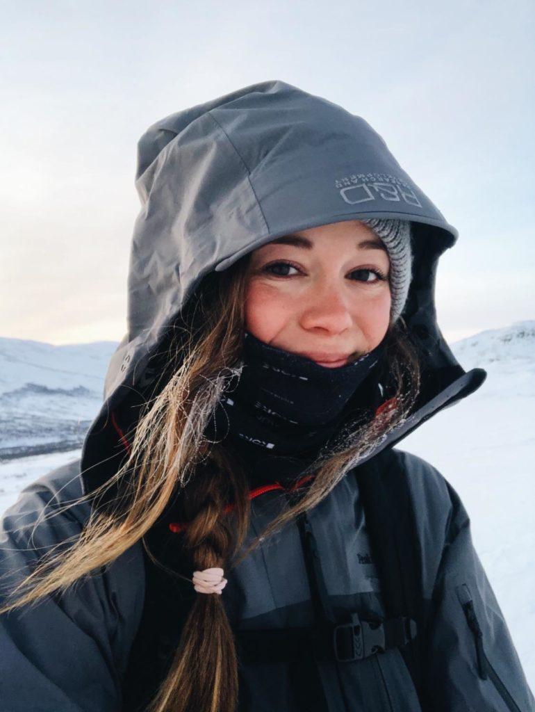 Ebba Forsgren i Åre